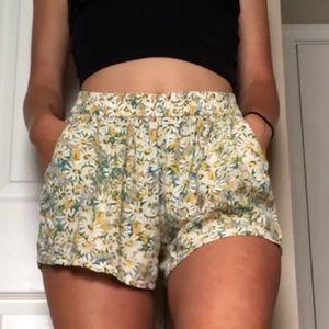 Mossimo Supply Co. daisy shorts